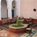 patio principal