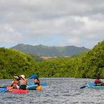 On the Huleia river