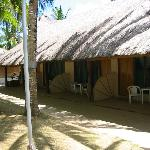 Bohol Beach Club Huts