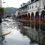 Ochos Rios after the rain