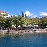 Lake front, Garda