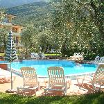 Hotel Baia Verde Malcesine Foto