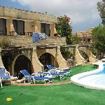 Pool and facade 2