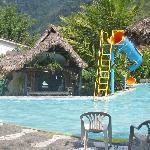 Kids palyground - pool