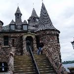 Powerhouse at Boldt Castle