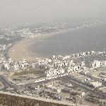 view of agadir beach