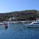 San Marco Port, the port closest to Castellabate and Santa Maria di Castellabate