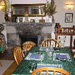 Dining Room - Brick House B&B