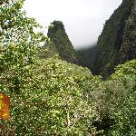 Iao Needle outside of Wailuku