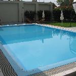 Decorative pool!
