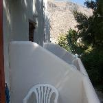 Zorzis Hotel balcony view