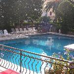 Pool - small and deep