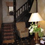 Au Vieux Durbuy - hallway