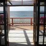 the terrace from our room :)