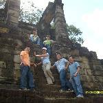 In Angkor Thom
