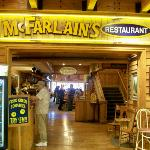 MC FARLAINS RESTAURANT