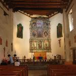 Interior of San Miguel