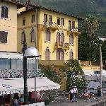 Hotel Malcesine from ferry port
