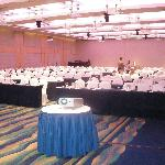 The conference facilities
