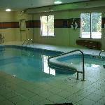 Holiday Inn Express Swimming Area