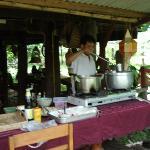 cuisine dehors à la thai