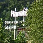 Holiday Inn Express Cherokee - Across form casino