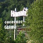 Holiday Inn Express Cherokee - Across form casino