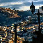 Parte de la ciudad de Valparaiso