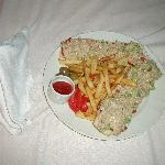 Room Service (Tuna Sandwich)
