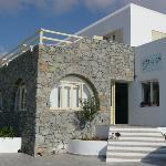 Pelican Hotel, Mykonos Town
