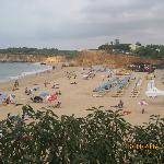 Praia Do Vau Beach