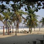 ICARAI PRAIA HOTEL, Icarai Beach, Niteroi City, Brazil.