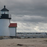 Just a short walk to Brant Point Lighthouse