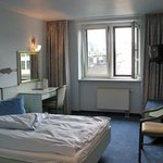 Single room 255, hotel Atlantic Frankfurt