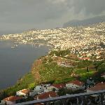 Foto de Funchal desde la habitación Panorámica)