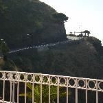 Foto desde la Terraza del Hotel (Piscina)