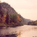 Agawa Canyon, Sault Ste. Marie, Ontario, Canada