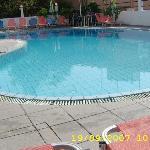 Louvre Hotel Swimming Pool