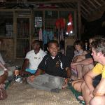 Kava Party to loosen you up for coversation :)
