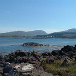 Salen Bay and the Sound of Mull