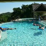 Silent Waters pool