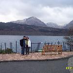 We took the high road to Loch Lommond