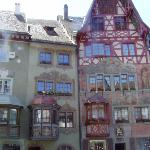 Buildings in Stein am Rhein