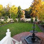 Fauchere Garden, Milford, PA