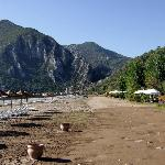 Beach, Olympos side