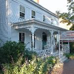 The Marston House antique shop