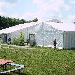 The Two Large Tents