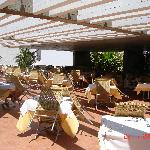 lunchtime buffet restaurant
