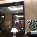 nice and spacious lobby