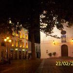 Nerja at night